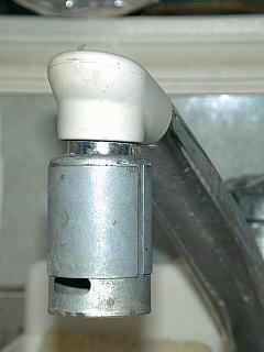 泡沫水栓にピッタリでした