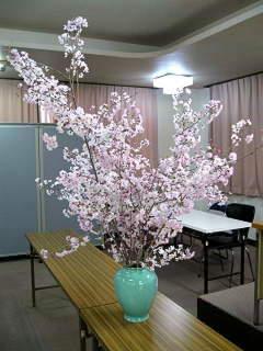 画像:建前の花