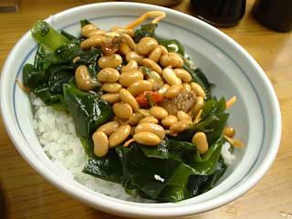 健康丼 500円